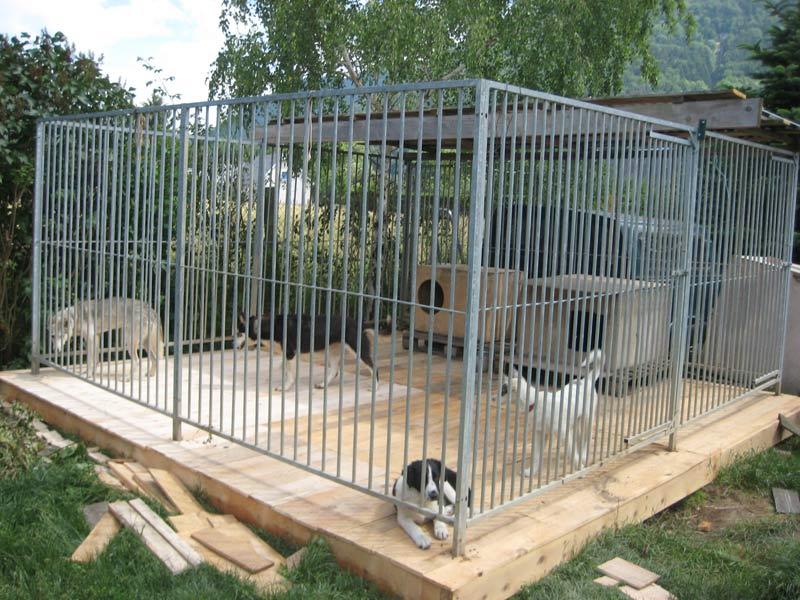 chenil a vendre pour chien nos amis les animaux. Black Bedroom Furniture Sets. Home Design Ideas