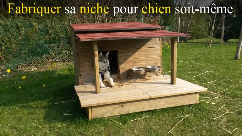 Chenil pour chien 05