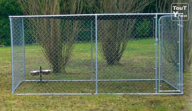chenil pour chien d 39 occasion nos amis les animaux