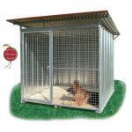 Chenil cage chien